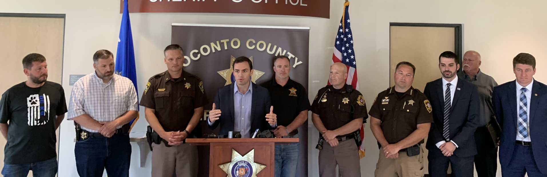 Discussing Border Security for Local Sheriffs